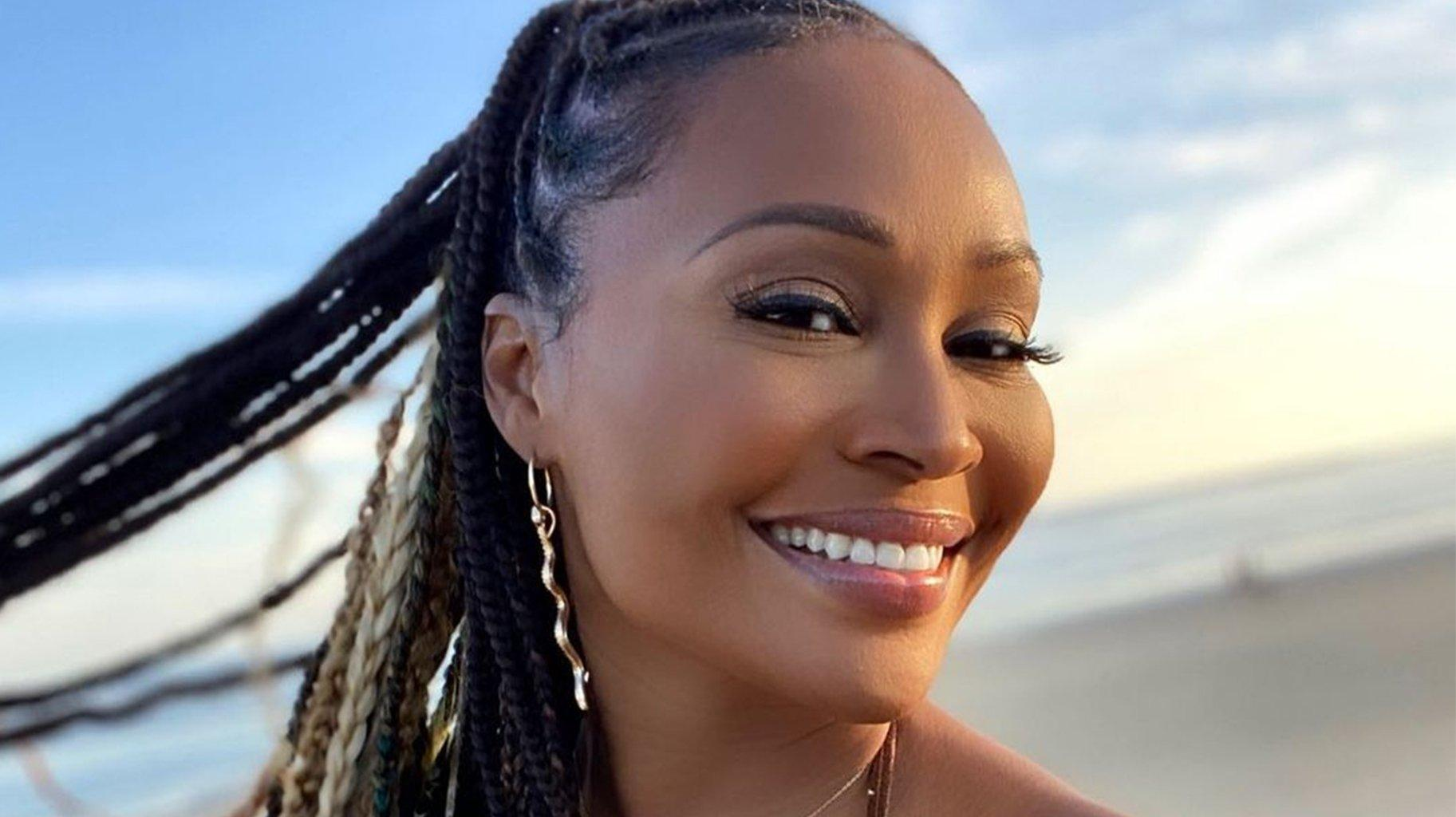 Cynthia Bailey Looks Gorgeous With Mike Hill In This Photo