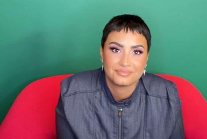 Demi Lovato Gets Candid About Coming Out As Non-Binary In New Interview