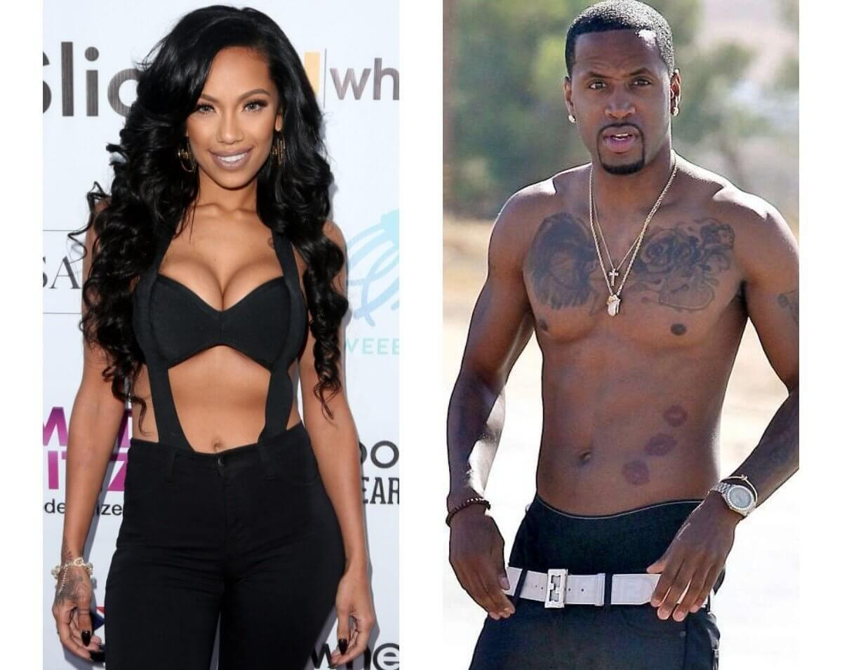 Safaree And Erica Mena Are Expecting Another Baby! Check Out Her Pregnant Belly