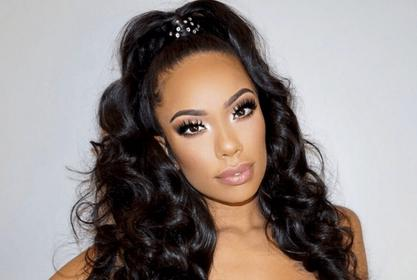 Erica Mena Looks Amazing In Her Fashion Nova Outfit