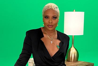 Eva Marcille Shares A Fresh Look On Her Social Media Account - See Her Clip