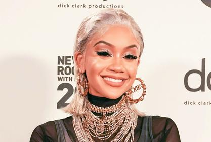 Saweetie Gives Fans A Sneak Peek At Her New Single