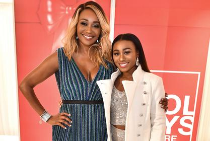 Cynthia Bailey Addresses Symbols And Good Luck And Prosperity - Check Out Her Post Here
