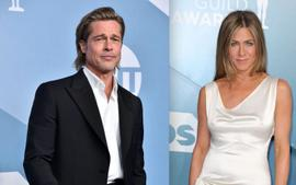 Jennifer Aniston Says Brad Pitt Is One Of Her Favorite 'Friends' Guest Stars And Fans Freak Out!