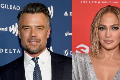 Josh Duhamel Gushes Over Working With Jennifer Lopez On Upcoming Rom-Com!