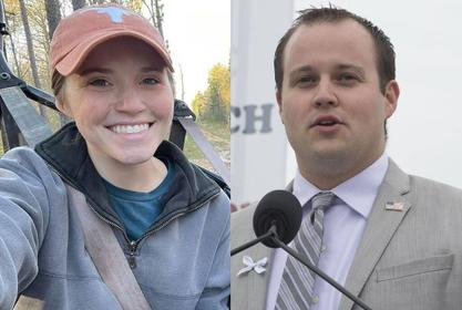 Joy-Anna Duggar Releases Statement About Brother Josh Duggar's CP Arrest