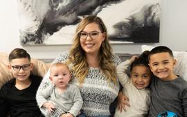 Kailyn Lowry Might Not Be Done Having Kids And Has Been Doing THIS In Case She Wants More!