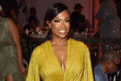 Kandi Burruss Is On A Dream Vacay With Her Family