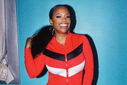 Kandi Burruss Flaunts Her Love For Mama Joyce