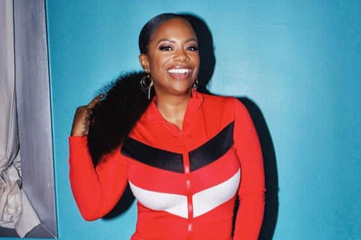 Kandi Burruss' Tropical Vacay Pics And Clips Will Make Your Day - People Hint At A Potential Pregnancy