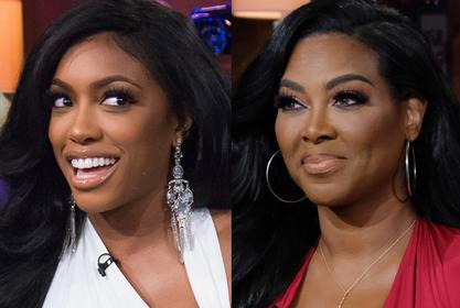 Kenya Moore Throws Serious Shade At Porsha Williams Following Her Sudden Engagement!