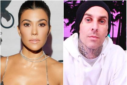 KUWTK: Kourtney Kardashian Fires Back At Troll Saying Her Romance With Travis Barker Has Changed Her Style!