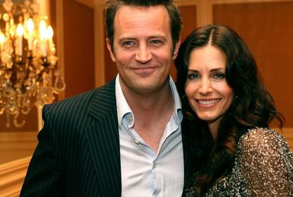 Matthew Perry And Courteney Cox - Genealogists Reveal The On-Screen Couple Is Related In Real Life!