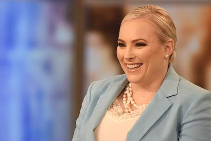 Meghan McCain Rants About Anti-Semitism On The Left As Chaos Ensues On 'The View!'