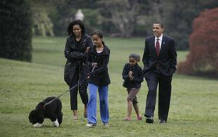 Barack And Michelle Obama Pay Tribute To Their Beloved Pet Dog After Saying 'Goodbye'