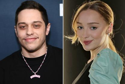 Pete Davidson Shares His Secret To Dating So Many Stunning Women Amid Romance With Bridgerton Star Phoebe Dynevor