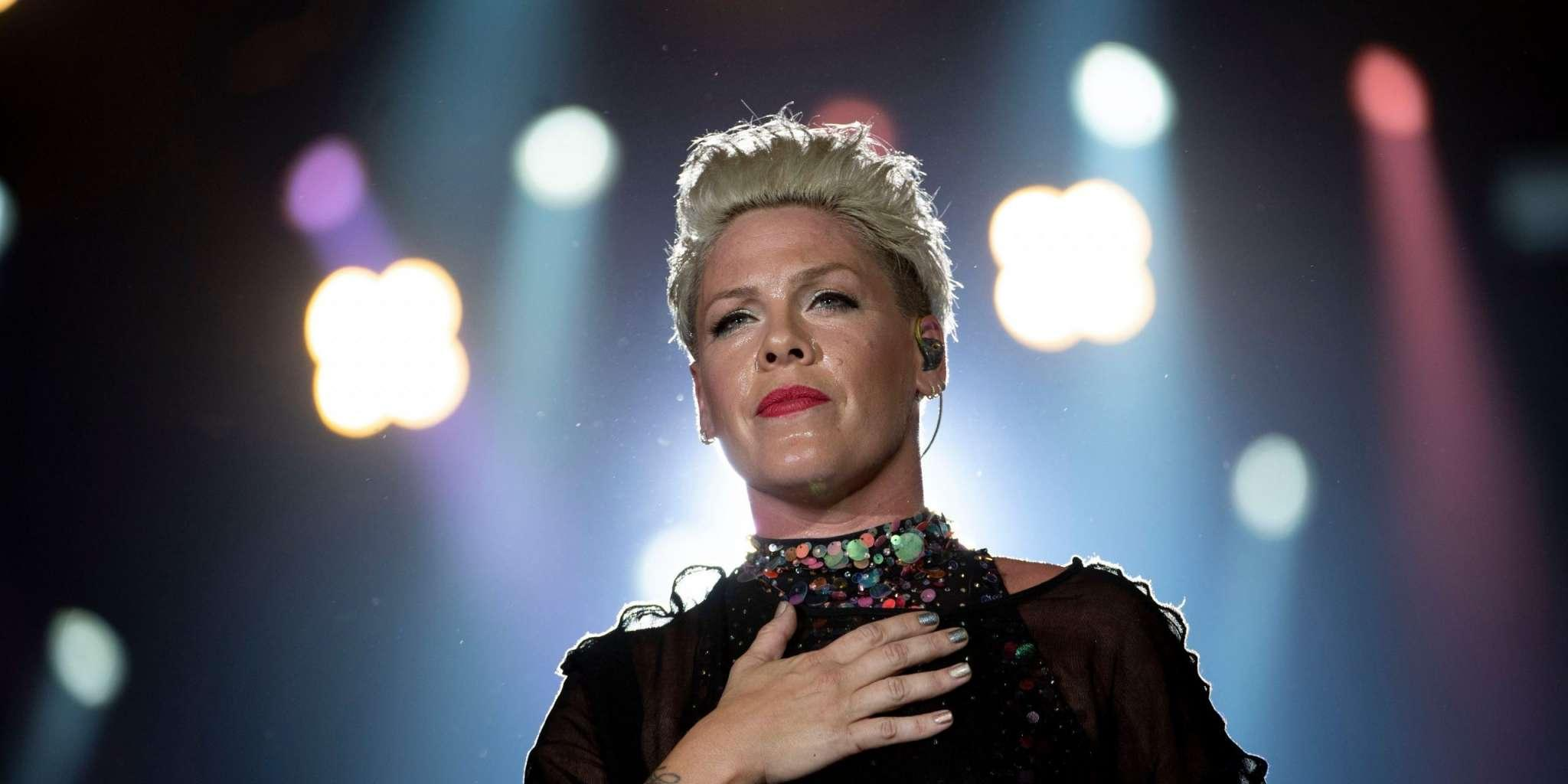 Pink Says She Feels Guilty For Not Reaching Out And Helping Britney Spears More In The Past After Watching Her Documentary