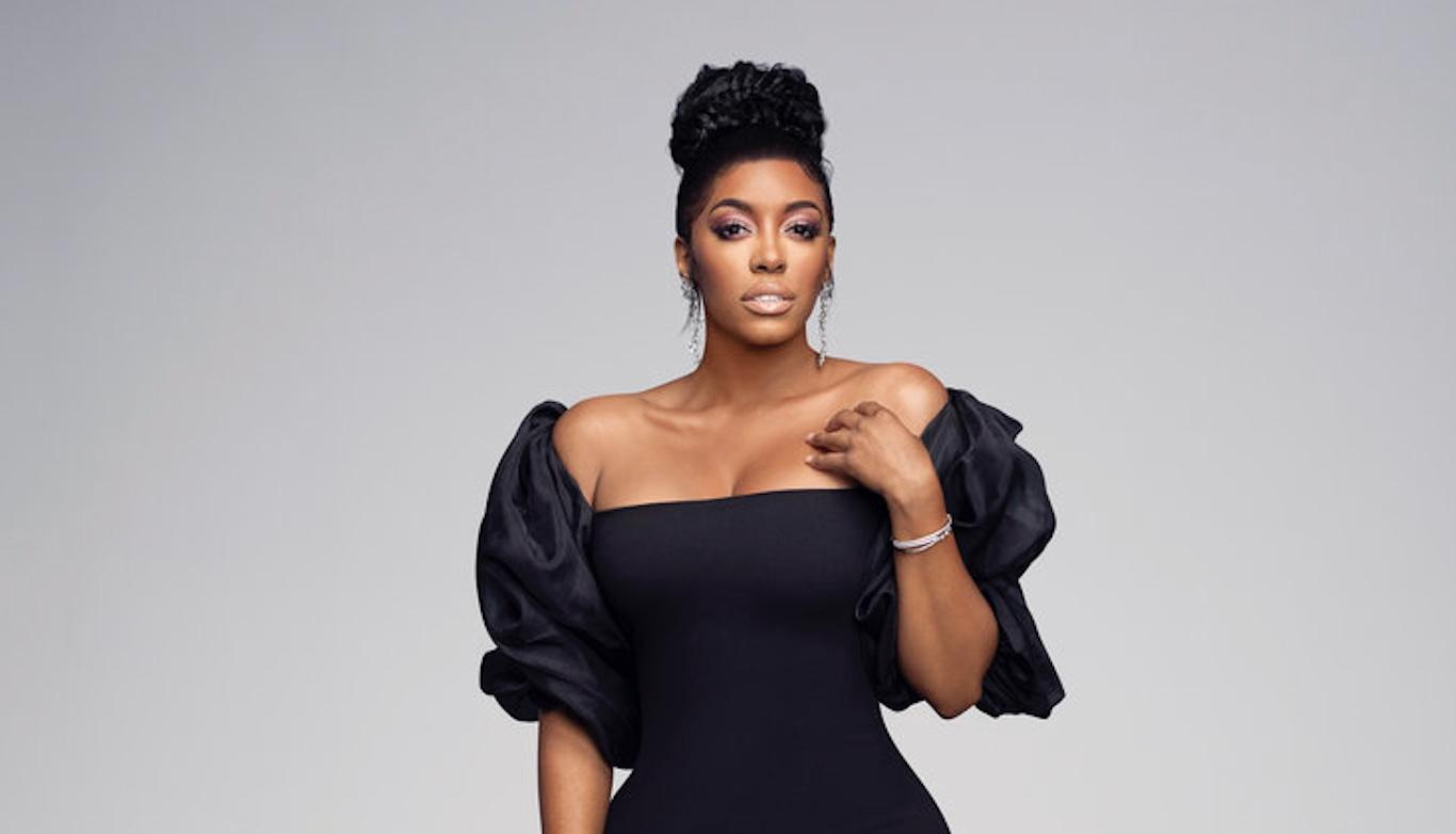 Porsha Williams And Simon Guobadia To Have 3 Weddings And For Their Haters She's Planning 'A Funeral!'