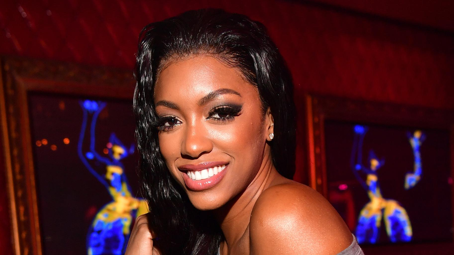 Porsha Williams Is Telling Fans Her Complete Story - She Wrote A Book