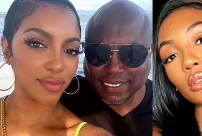 Falynn Guobadia Reacts To Her Estranged Husband Simon And Porsha Williams Getting Engaged!