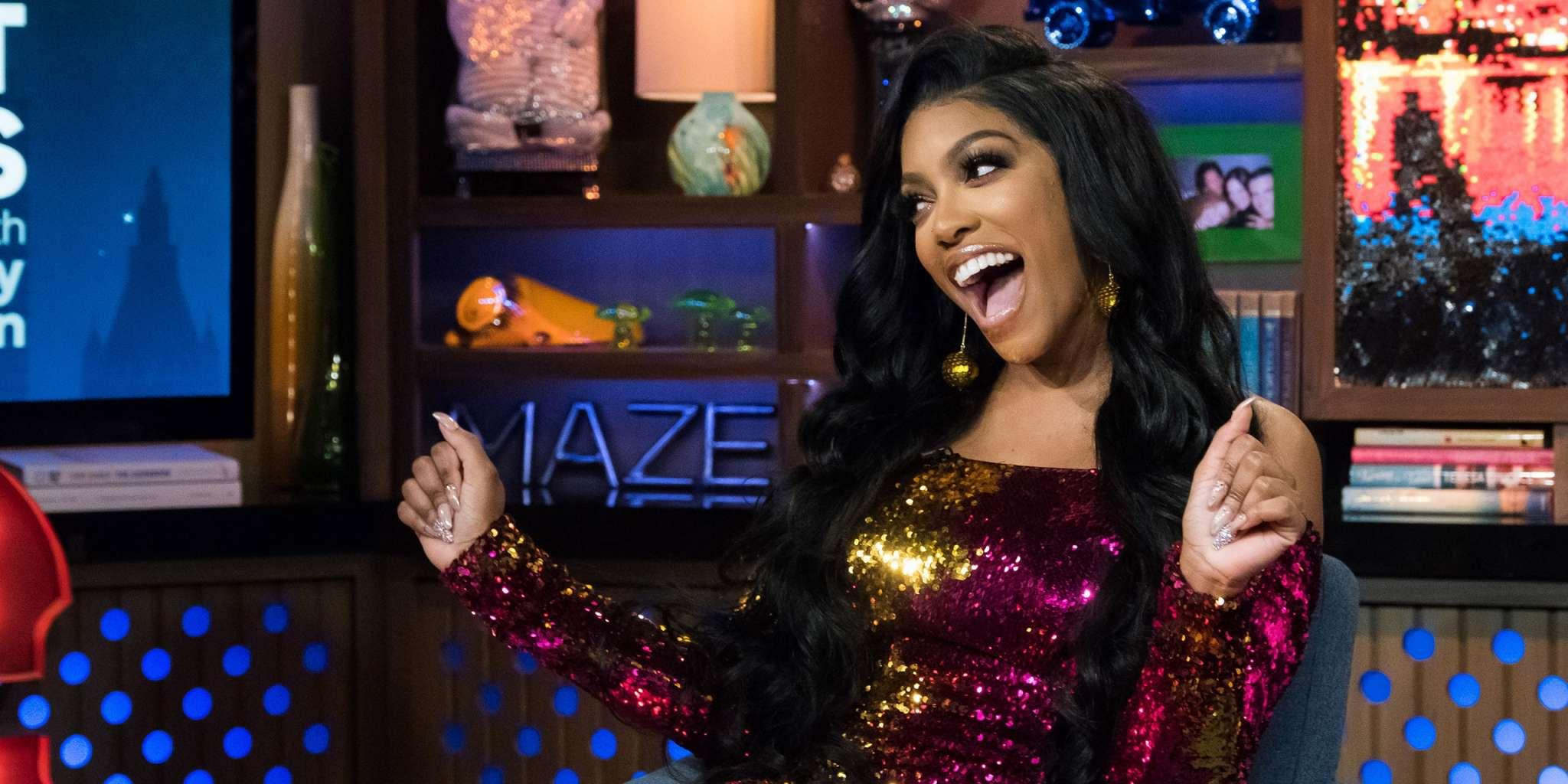 Porsha Williams Reveals To Her Fans That It's A Good Day To Have A Sale