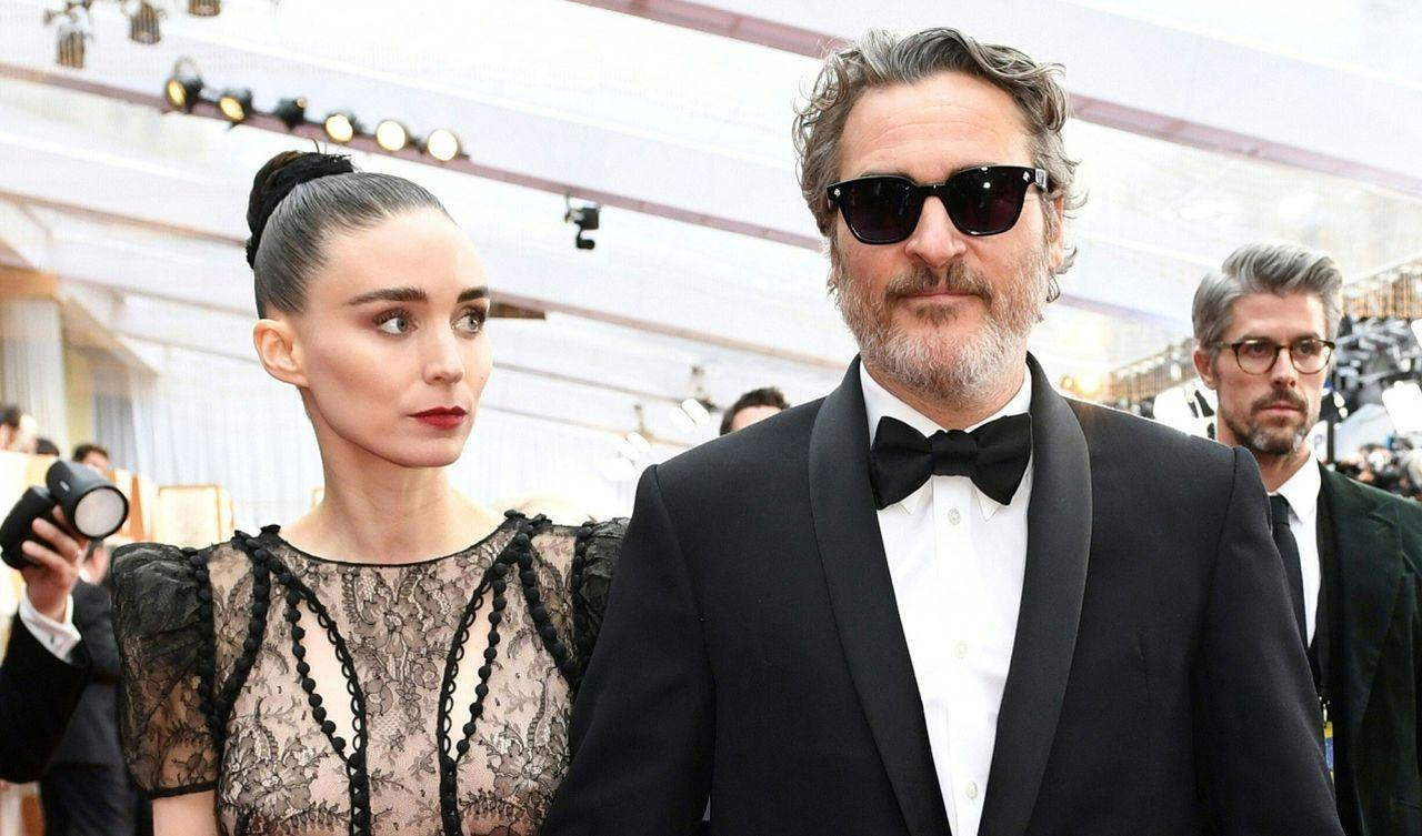Are Joaquin Phoenix And Rooney Mara Giving Their Son River Phoenix A Sibling?