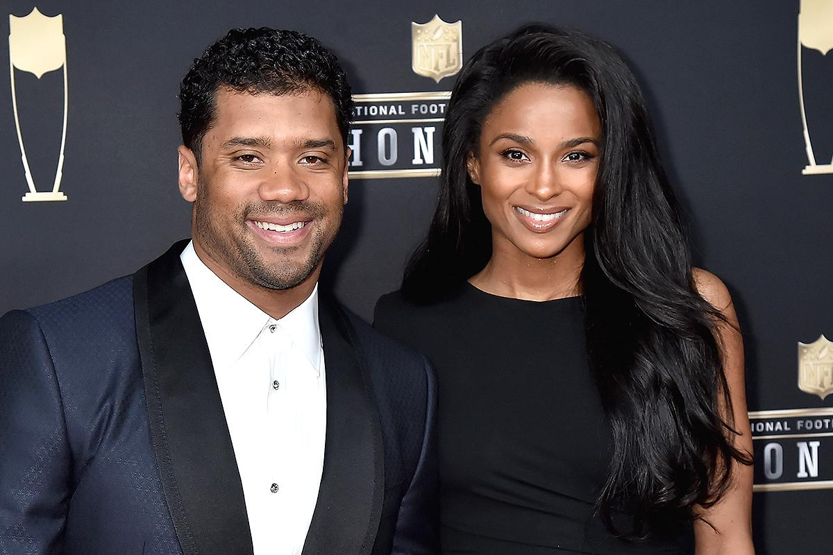 Ciara And Russell Wilson Sign Deal With Amazon Studios