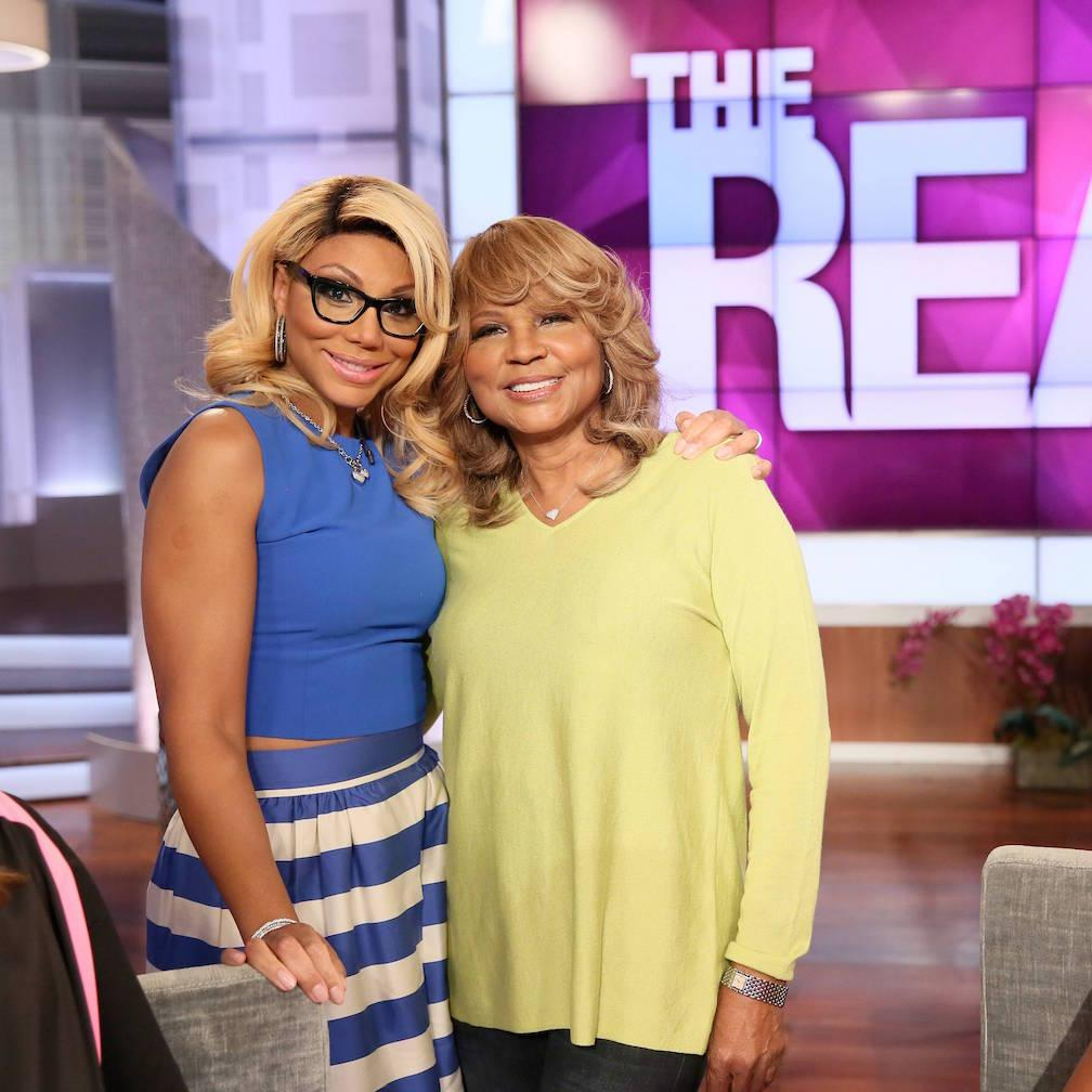 Tamar Braxton's Latest Podcast Features A Mother-Daughter Emotional Talk
