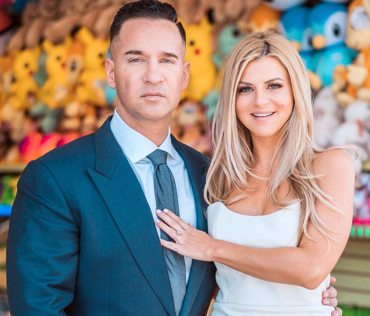 Mike 'The Situation' Sorrentino And His Wife Lauren Pesce Are Officially Parents - See The First Pics Of Their Baby!
