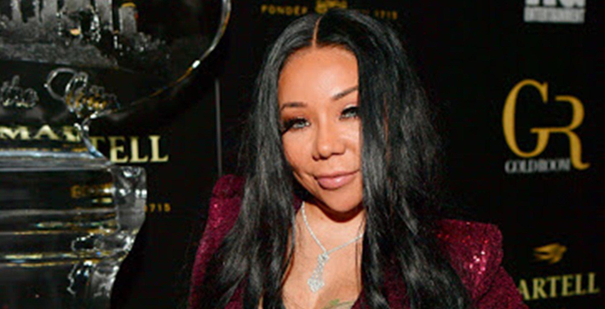 Tiny Harris Asks Haters To Stop Harassing Her
