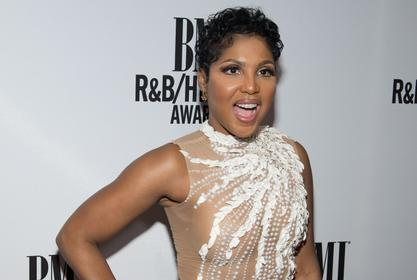 Toni Braxton's Mother's Day Photo Has Fans Cheering For Her Boys