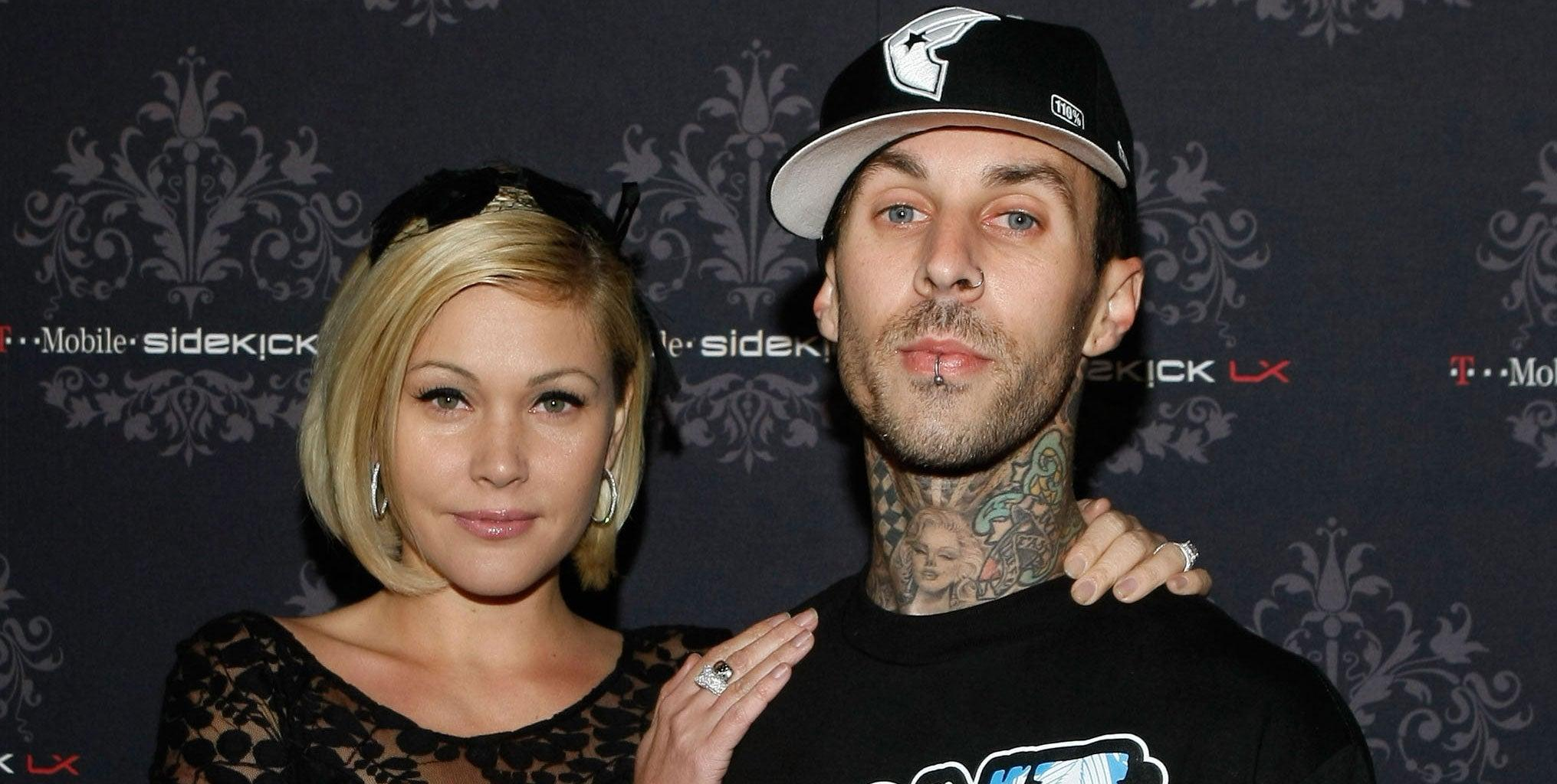 Travis Barker's Teen Daughter Calls Out Her Mom Shanna Moakler After Claiming Travis Had An Affair With Kim Kardashian!