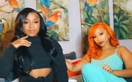 Reginae Carter Shares A Photo Featuring Zonnique Pullins - Check Out The Sweet Ladies