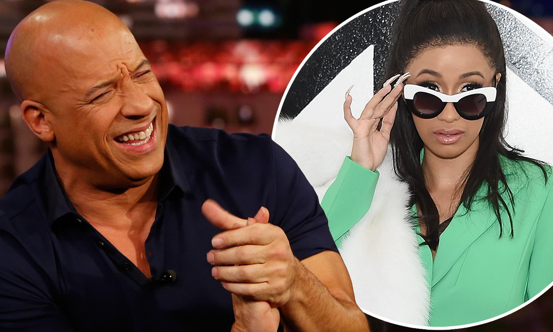 Vin Diesel Releases Important News About Cardi B – Watch The Video