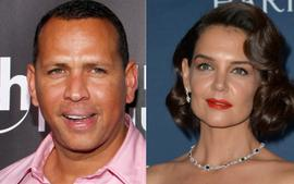 Katie Holmes And Alex Rodriguez Dating? - The Truth About The Pictures Of Him Leaving Her Apartment Building!