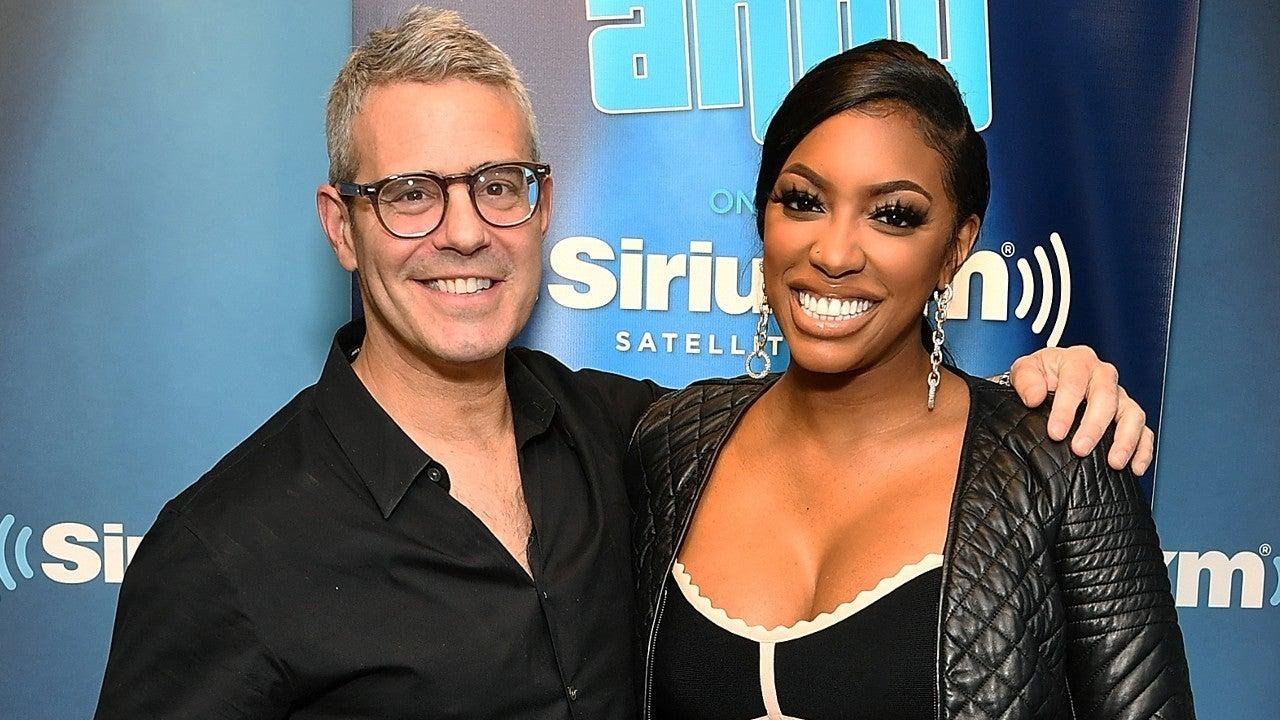 Porsha Williams Posts A Shoutout For Andy Cohen's Birthday
