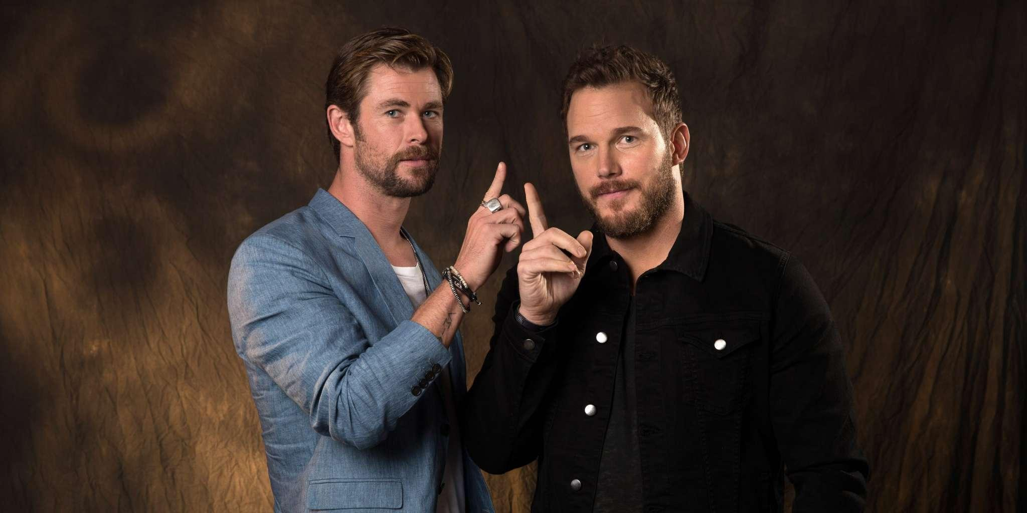 Chris Hemsworth Hilariously Confuses Chris Evans With Another Famous Chris In Birthday Tribute!