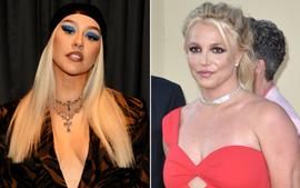 Christina Aguilera Shows Amazing Support To Britney Spears After Opening Up About Her Conservatorship