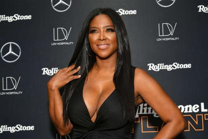 Kenya Moore Shares A Racy Photo For Pride Month