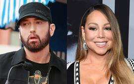Mariah Carey Seemingly Shades Eminem While Honoring Her Hit Song 'Obsessed' On Its 12th Anniversary!