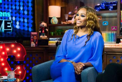 Cynthia Bailey Is Filled With Good Vibes - Check Out Her Photos