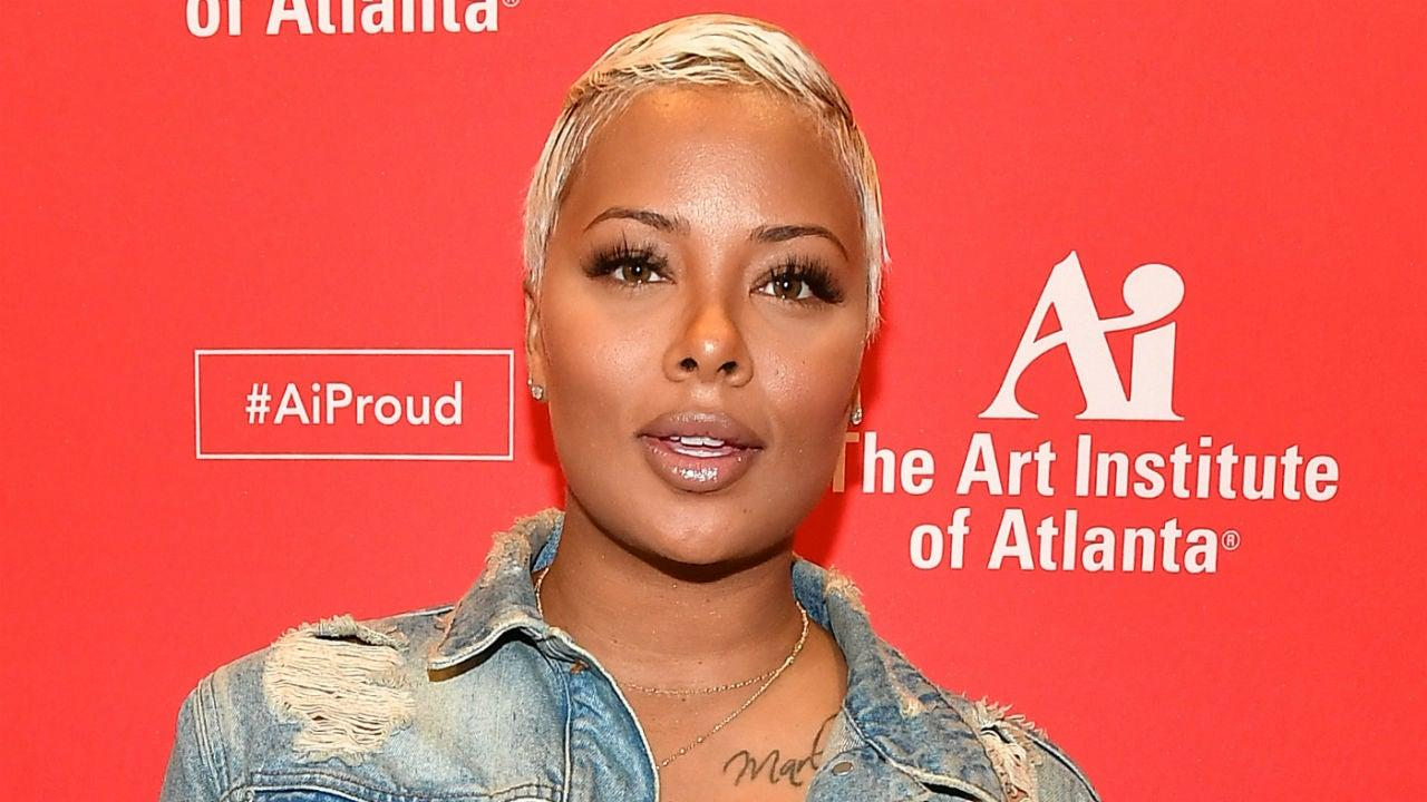 Eva Marcille Is Glowing From Within In This Video