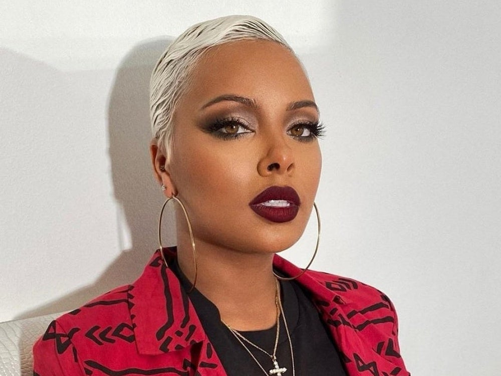 Eva Marcille will appear today on the Wendy Williams show