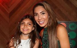 Farrah Abraham Does Not Think Her Daughter Is Growing Up Too Fast Despite What Critics May Say!