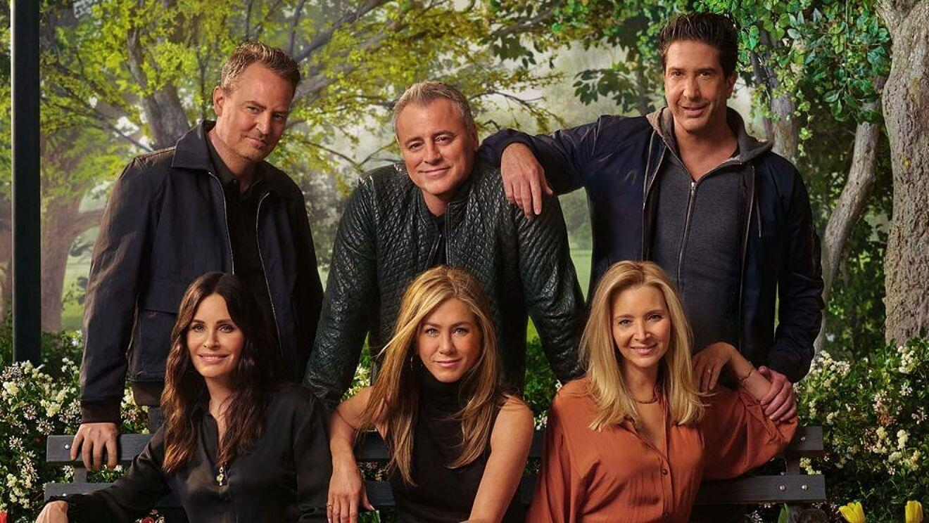 'Friends' Stars Reportedly Received 'At Least' $2.5 Million Each For Appearing In The Reunion Special