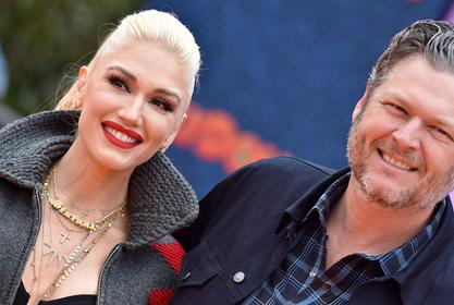 Blake Shelton Gushes Over Fiancee Gwen Stefani And Says Collabing With Her Still Makes Him Feel Like 'A Kid On Christmas Morning'