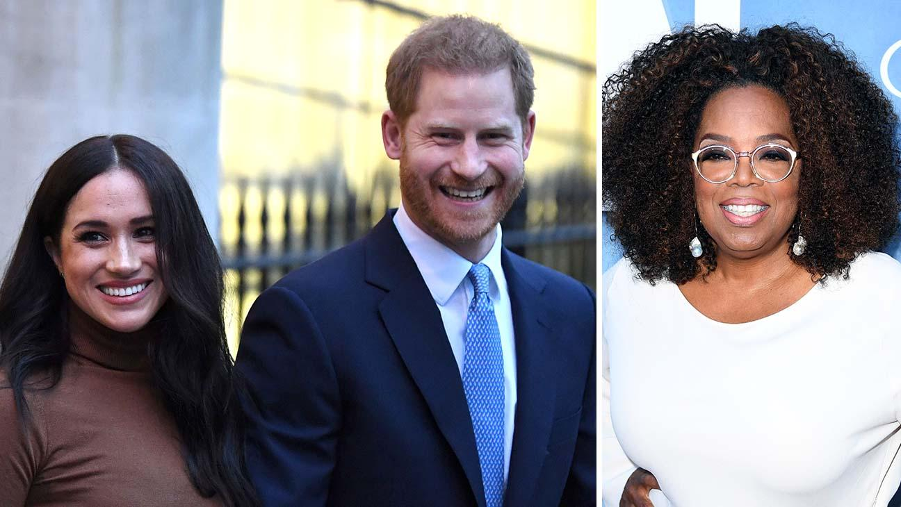 Meghan Markle's Estranged Dad Drags Oprah Winfrey For Using Her And Prince Harry!