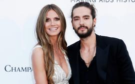 Heidi Klum Poses Topless And Packs The PDA With Hubby Tom Kaulitz At The Beach - Check Out The Romantic Pic!