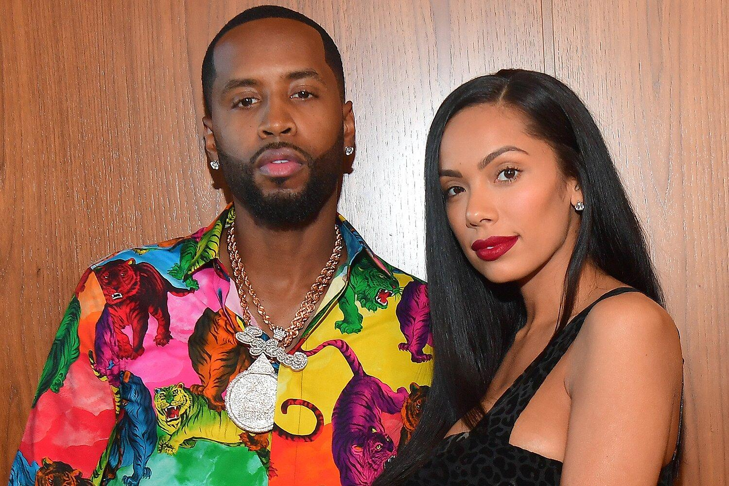 Safaree Shocks People; He Announces That He Is Bleaching His Skin And Gets Massive Backlash From Fans