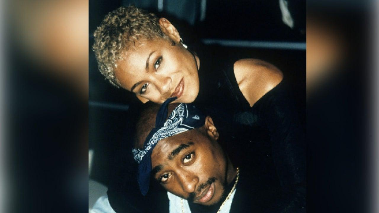 Jada Pinkett Smith Posts Never Before Seen Poem By Tupac Handwritten For Her On What Would Have Been His 50th Birthday!